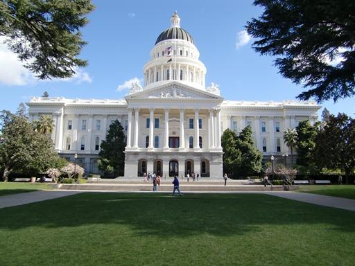 カリフォルニア州議事堂.JPG