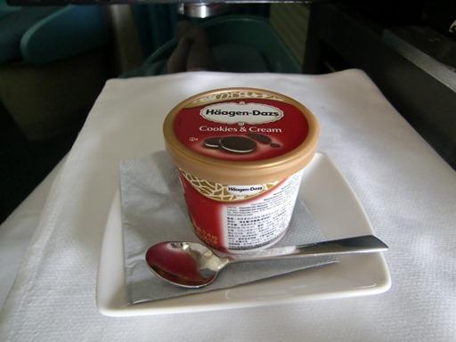 デザートにハーゲンダッツ.JPG