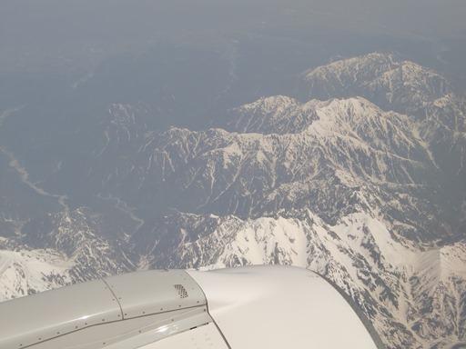 南アルプスの山々を横断.JPG