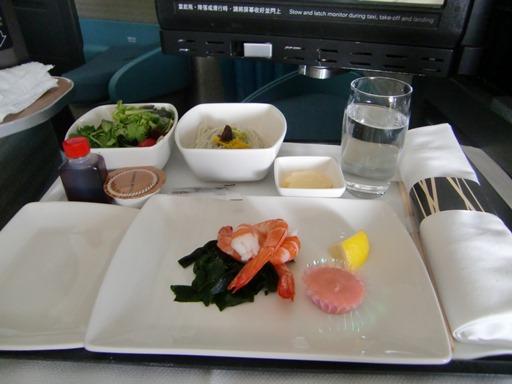 前菜、そば、サラダ.JPG